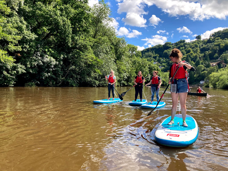 River Wye Paddleboarding Adventures