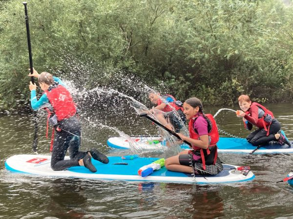 Family Days Out Symonds Yat River Wye Paddleboarding Adventures
