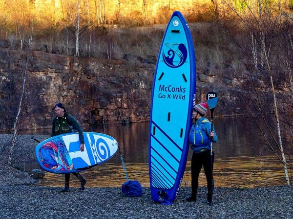 Wild River Adventures River Wye Paddleboarding