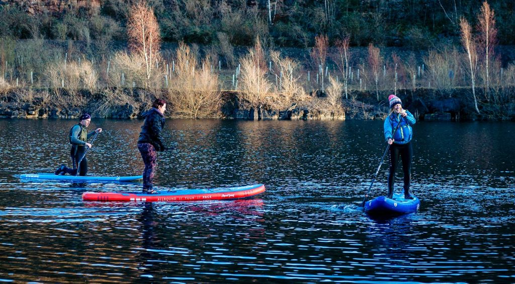 Paddleboard Adventures Escapes on the River Wye