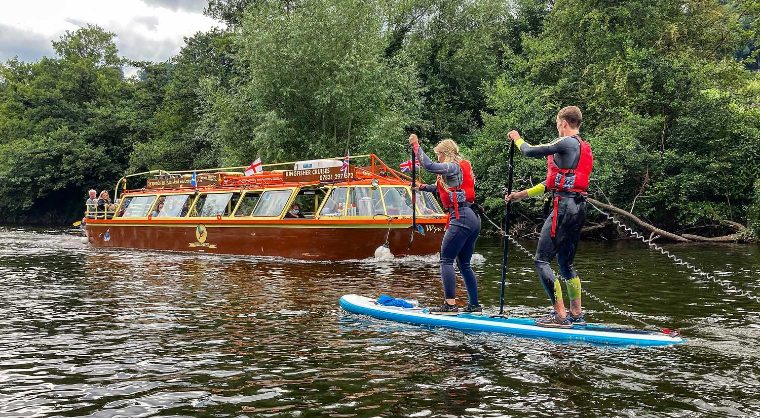 River Wye Paddleboard Adventures