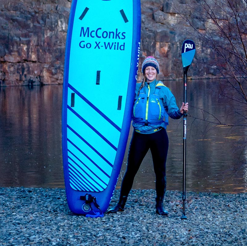 River Wye Paddleboarding Adventures Karen Maidment